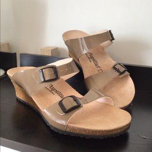Birkenstock Papillio Wedge Sandals